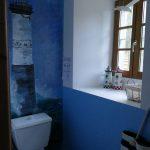 Gite de Kergoniou-WC rez de chaussée