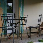 Gite de Kerbugalic-Pause café