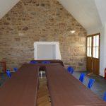 Gite de kergoniou-Salle de réunions