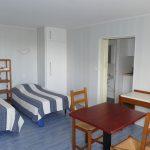 Kerbugalic studio GR34-Chambre.