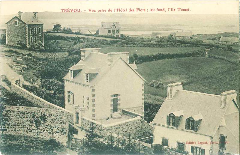 Carte postale de Trévou