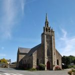 Gite de Kerbugalic-Eglise de Trévou