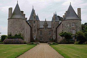 Chateau de Kergrist