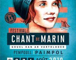 Festival du Chant Marin pampol Côtes d'Armor