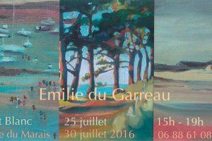 Emilie du Garreau