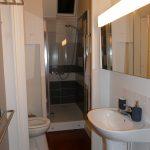 Gite de Branville. Salle d'eau -wc 2nd étage